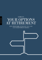 Guide to Retirement Options (July 2016)